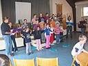Am 4. Juni 2004 wurde die Stiftung PRO JUVENTUTE im Küsterhaus gegründet. Der Kirchenvorstand hat gemeinsam mit den Gründungsstiftern und ihren Gästen in einem festlichen Rahmen dieses Ereignis gefeie